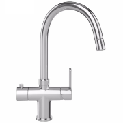 Franke Minerva 3 in 1 Kettle Kitchen Mixer Tap in Chrome - £779.00