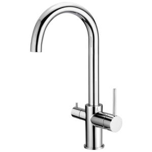 Alassio Swan 3 Way Kitchen Filter Tap