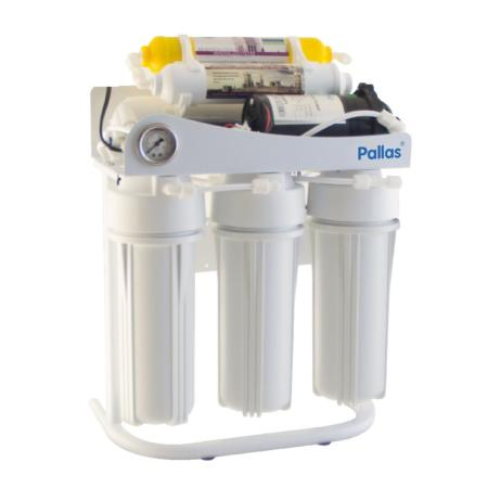 Pallas Viva 6-Stage Reverse Osmosis System with U.V.