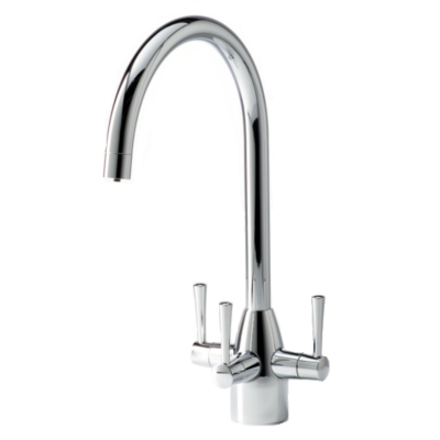Stratus 3-Way Kitchen Tap Chrome