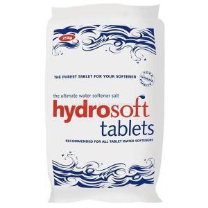 20 x 10kg Water Softener Tablet Salt