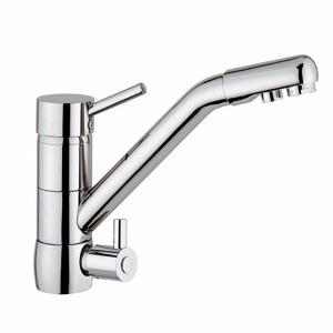 Coriandoli 3 Way (Tri-Flow) Lever Tap