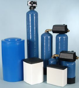 Commercial Softeners