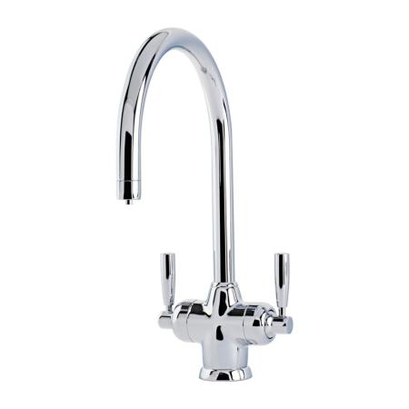 Perrin & Rowe 1435 MIMAS Filtration Tap Chrome with Filter