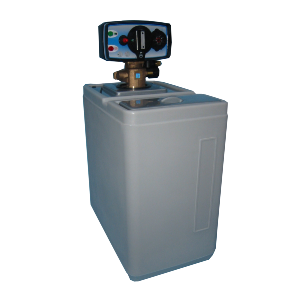 Hot Water Softener, 10 litre Metered