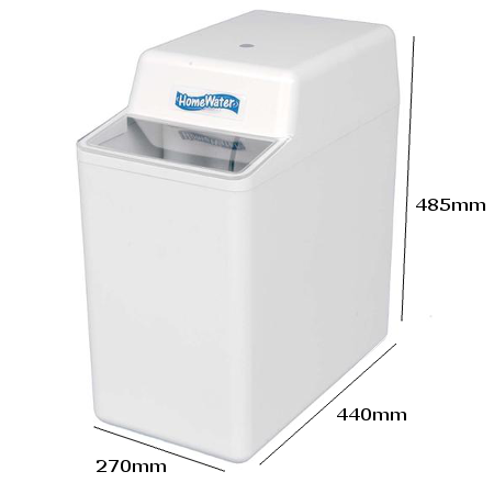 Homewater 300 Dimensions