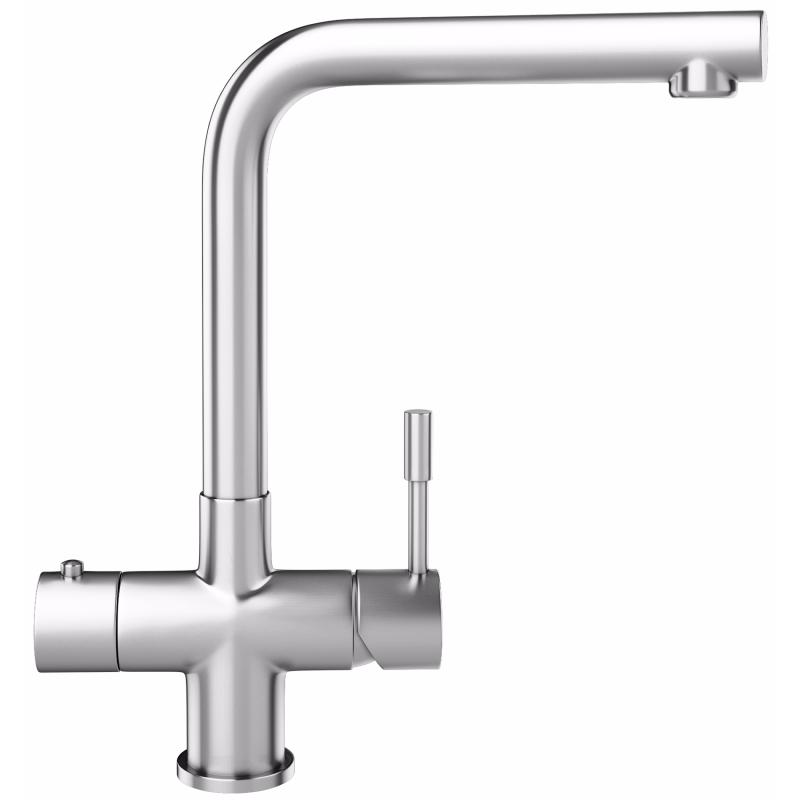 Franke Kitchen Mixer : Franke Minerva Mondial 3 in 1 Kettle Kitchen Mixer Tap in Stainless ...