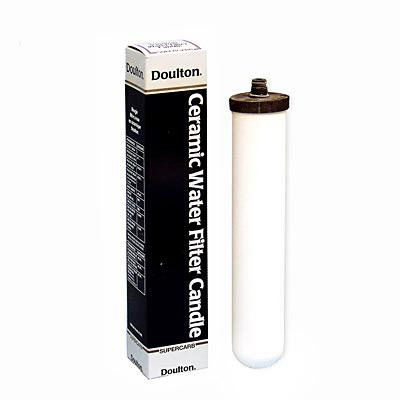 how to change doulton water filter