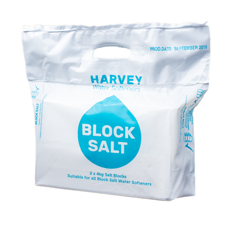 30 Pack of Harveys Water Softener Block Salt