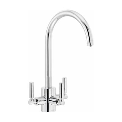 Abode Orcus Aquifier 3-Way Tap with Filter in Chrome