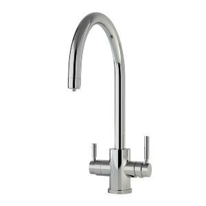Perrin & Rowe PHOENIX 3-IN-1 INSTANT HOT SINK MIXER - 1912 C Spout