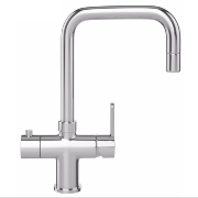 Franke Minerva Irena 3 in 1 Kettle Kitchen Mixer Tap in Chrome - £779.00