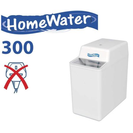 Harvey Homewater 300 Water Softener / Twin Tank Non-Electric & 15mm Installation Kit