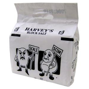 12 Packs of Harveys Block Salt