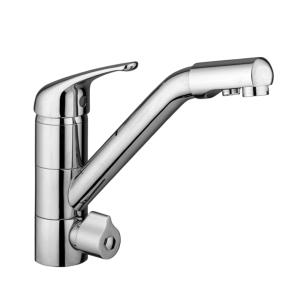 Pallas Monobloc 3 Way (Tri-Flow) Tap